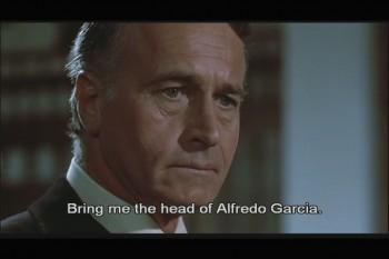 فیلم Bring Me the Head of Alfredo Garcia